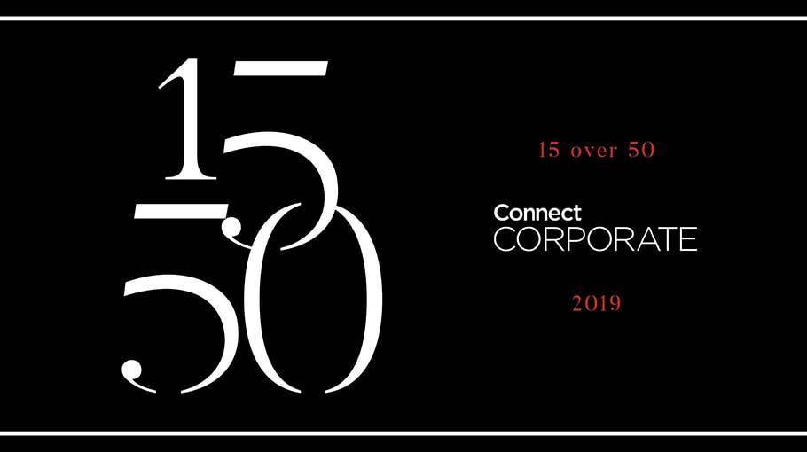 2019 15 Over 50: Renee Radabaugh, CMP