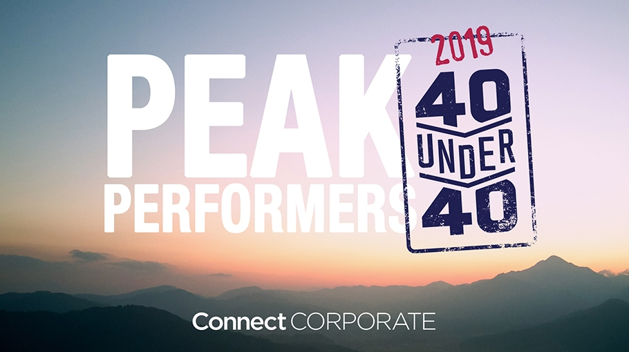Jessica Zell is featured Corporate Connect's 2019 40 Under 40